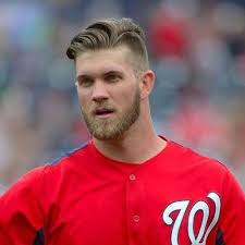 pro soccer player haircuts 20 best bryce harper haircut how to get hair like bryce harper