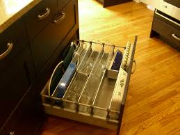 better kitchen organization file your pots and pans in drawers
