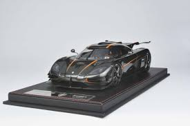 black koenigsegg 1 18 one 1 carbon u2013 koenigsegg gear