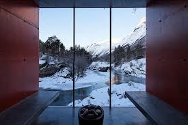 juvet hotel norvege ex machina film nature 17 la boite verte