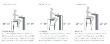 table height bar stools table height bar stools affordable design for bar stool height guide