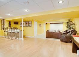 Laminate Flooring In The Basement 10 Basement Paint Colors Bob Vila