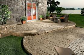 Stamped Concrete Patio Designs Pictures by Patio Stamped Concrete Patio Ideas Pinterest Concrete Exterior
