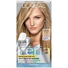 Opposite Frosting Hair Kit | amazon com l oréal paris feria permanent hair color c100 star