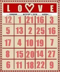 easy valentine ideas and free templates valentine bingo free