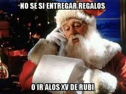 Memes De Santa Claus - dopl3r com memes santa claus está en un predicamento no sé si