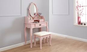 Vintage Style Vanity Table Vintage Style Dressing Table Groupon Goods