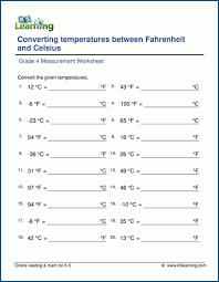 grade 4 measurement worksheets free u0026 printable k5 learning