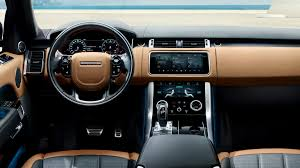 land rover autobiography red interior 2017 range rover sport autobiography interior wallpaper hd car