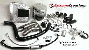 yamaha mt 09 fz 09 turbo kit performance motorcycle accessories