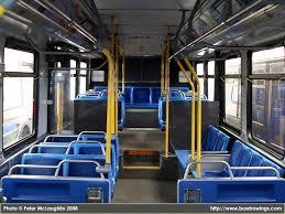London Bus Interior Www Busdrawings Com London Transit Ontario 2004 Nfi D40lf