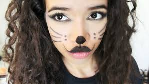 Simple Cat Makeup For Halloween by Easy Cat Makeup For Makeup Vidalondon