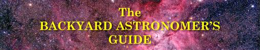 backyard astronomers guide privacy policy
