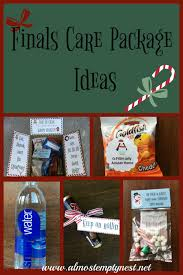 halloween care packages for college students finals care package ideas