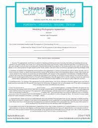 sample wedding contractsample wedding contract simple wedding