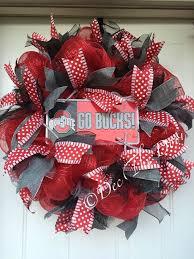 ohio state ribbon 368 best ohio state christmas images on ohio state