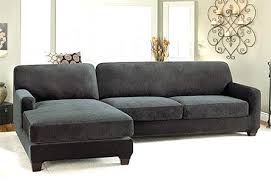 Charcoal Gray Sectional Sofa Chaise Lounge Right Arm Facing Chaise Lounge Sectional Sectionals With 2 Chaise