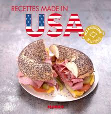 recette cuisine usa livre recettes made in usa collection tombini laure