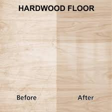 hardwood floor high gloss finish titandish decoration