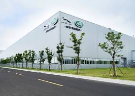 jaguar land rover logo jaguar land rover opens engine plant in china