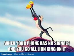 Lion King Cell Phone Meme - lawlz 盪 laugh out loud on this humor site with funny pictures and