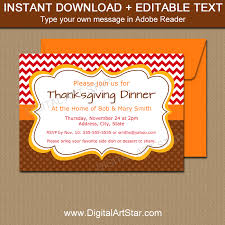 thanksgiving invitations 100 images free printable