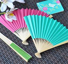 wedding paper fans wedding fans fan favors wedding fan favors