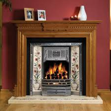 stovax victorian tiled insert convector fireplace products