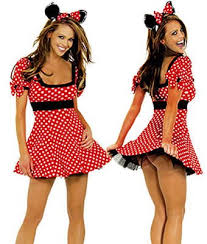 Sexiest Costumes Halloween Minnie Mouse Halloween Costume