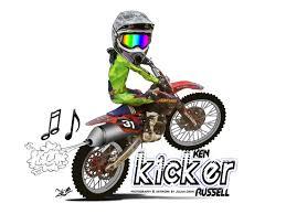 motocross racing logo julian dann photography motocross caricature cartoons