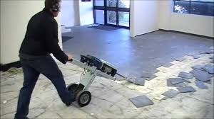 Best Way To Clean A Slate Floor by Makinex Jackhammer Trolley Jht Fastest Way To Remove Floor