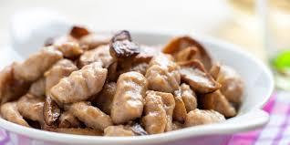 porcini mushroom gravy recipe serious gnocchi with mushroom sauce recipe epicurious com