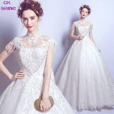 aliexpress com buy cx shine 2017 new elegant lace flower wedding