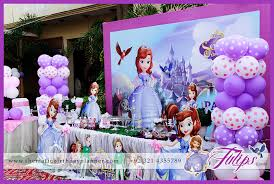 sofia the birthday the birthday party theme ideas in lahore