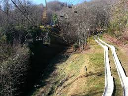 Chair Lift In Gatlinburg Tn The Epic Alpine Slide At Ober Gatlin In Tennessee You Need To Ride