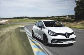 renault hatchback models renault clio rs 2017 specs and pricing cars co za