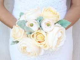 artificial wedding bouquets is it okay to use artificial flowers at your wedding southern living