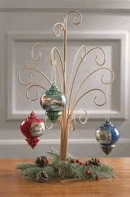 12 place ornament tree stand 4864572502 37 95 terry redlin