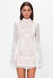 lace dresses women u0027s lacy dresses online missguided ie