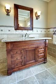 cherry wood bathroom mirror dark wood bathroom mirror bathroom mirror ideas