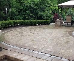 how to install paver patio michigan u0027s landscaping brick paving u0026 hardscape company