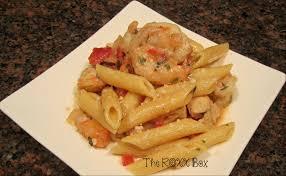 Ina Garten Shrimp Emeril U0027s Jambalaya Pasta With Penne Chicken Shrimp And Andouille