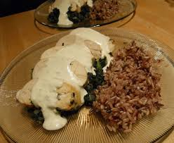 sauce boursin cuisine chicken florentine with boursin sauce tim victor s totally