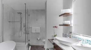 Bathroom Lighted Mirrors by Lighted Mirrors