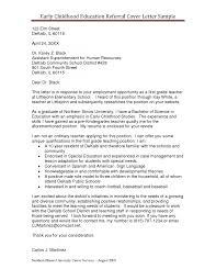 child care provider cover letter image collections cover letter