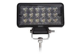 3000 lumen led work light maxxima rectangle work light 18 led 3000 lumens