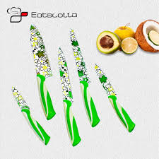 popular colored kitchen knives buy cheap colored kitchen knives