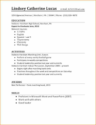 college application resume templates 2 gallery of college application resume templates free resume for