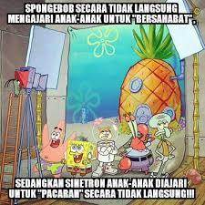 Meme Spongebob Indonesia - sinetron spongebob vs sinetron indonesia