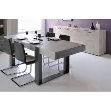 LOFT Salle  manger pl¨te décor gris 2 pi¨ces 1 table 1